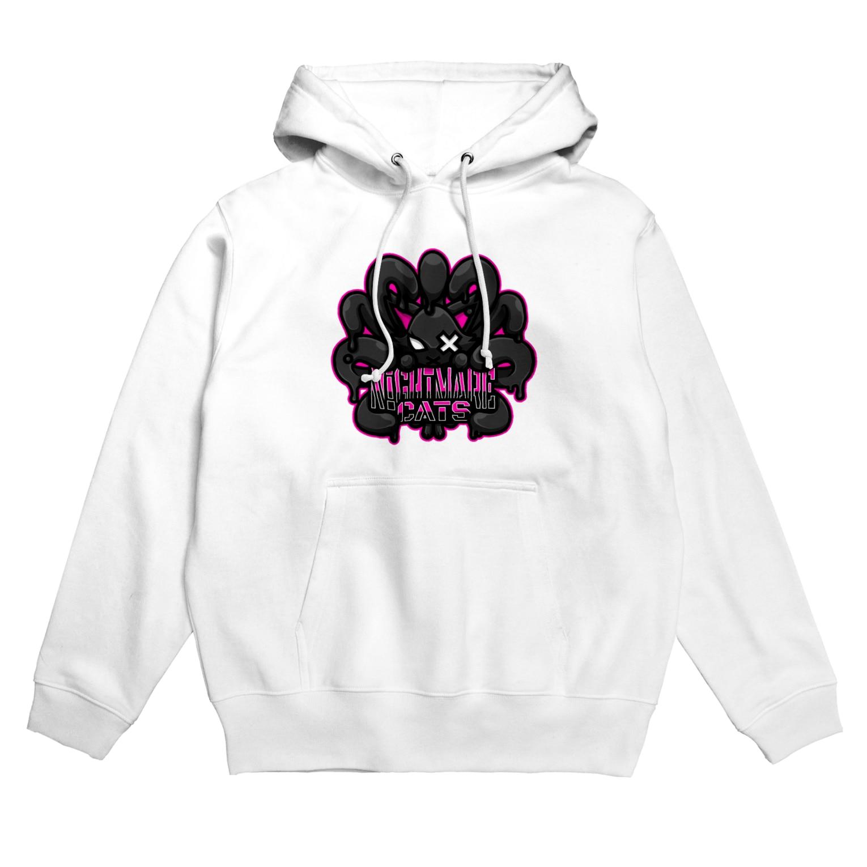 XANA japanのNIGHTMARE CATS パーカー Hoodies