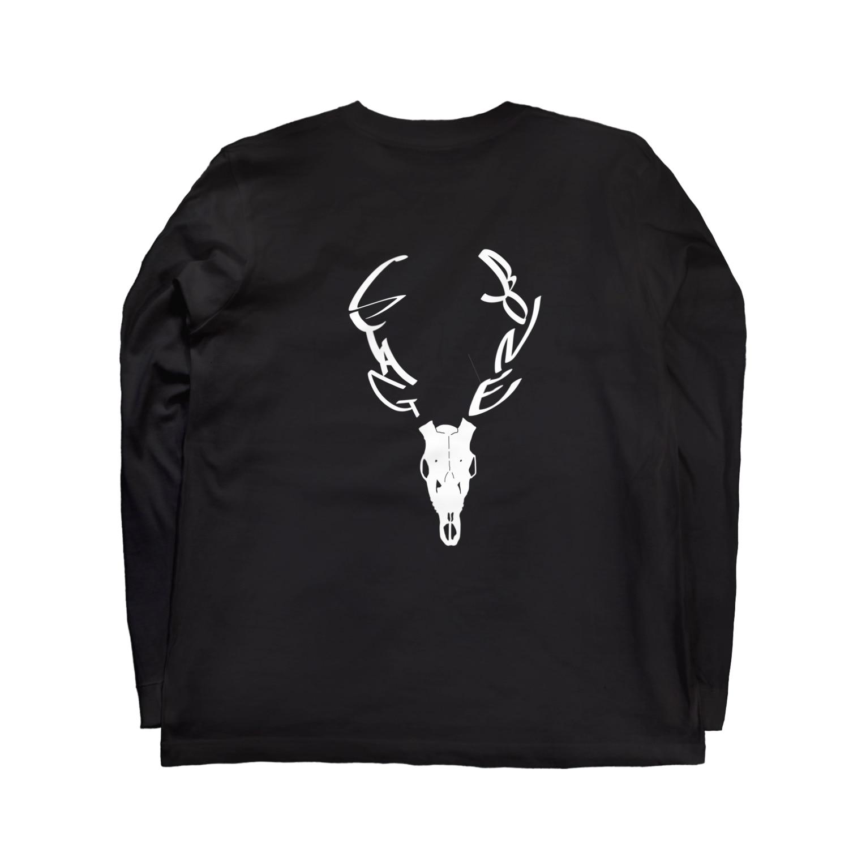 AGO(アゴ)のSTAG BONE Long sleeve T-shirts