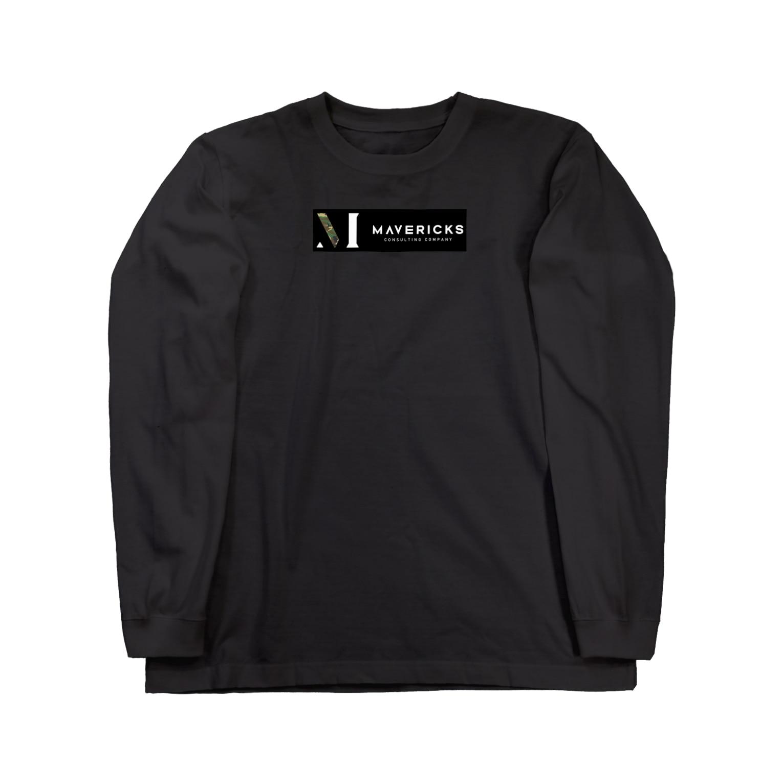 crime0510のMavericks Long sleeve T-shirts