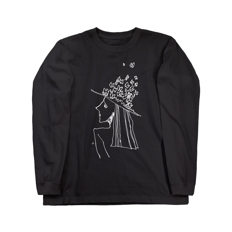 fDESIGNのfm_14w_予感 Long sleeve T-shirts