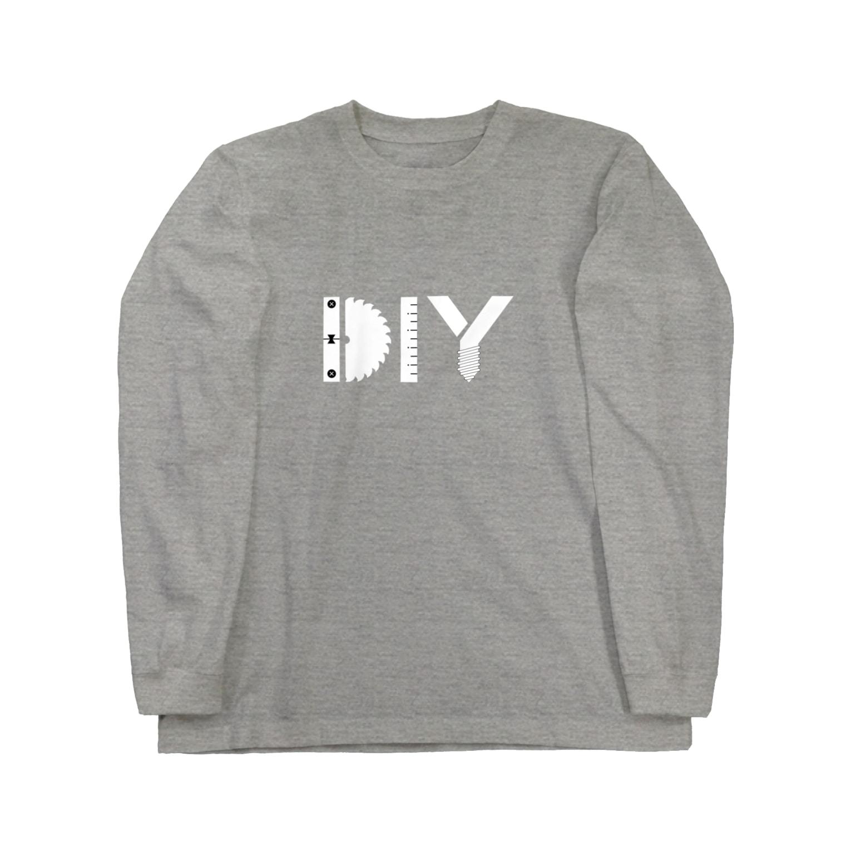 ruki_20150529のDIY大好き Long sleeve T-shirts