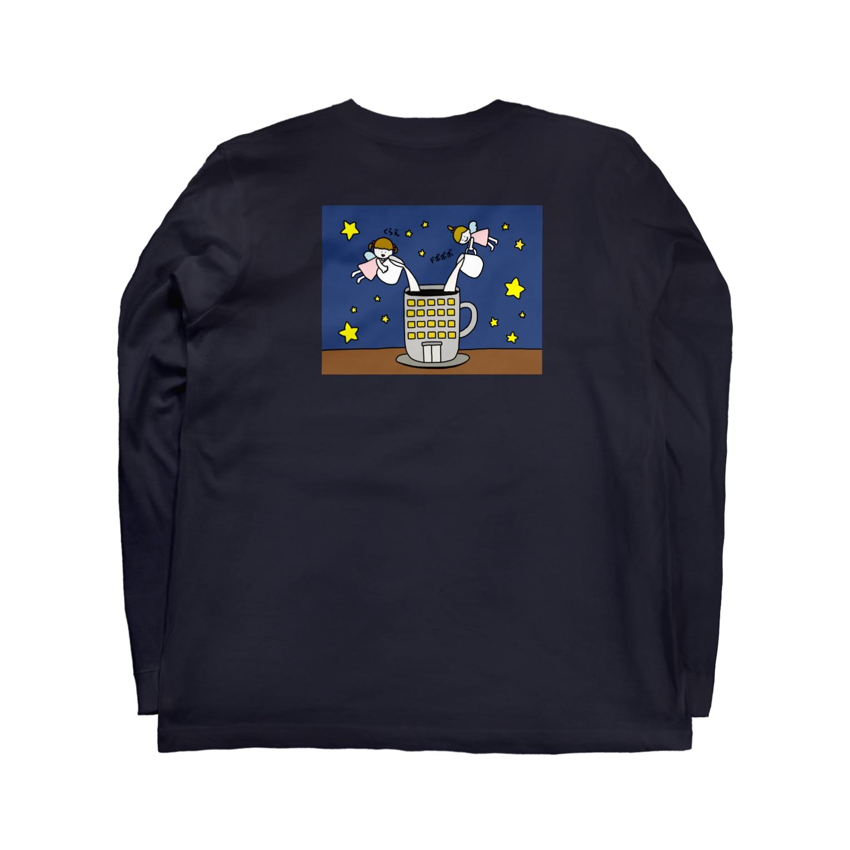 つっこみ処のブラック企業撲滅委員会 Long sleeve T-shirts