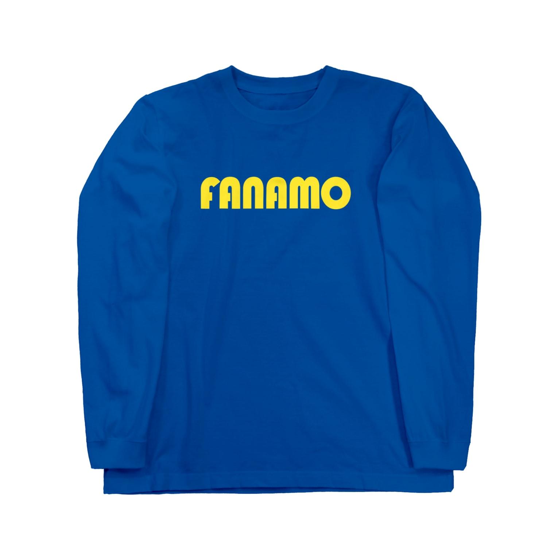 Keita39のファナモ Long sleeve T-shirts