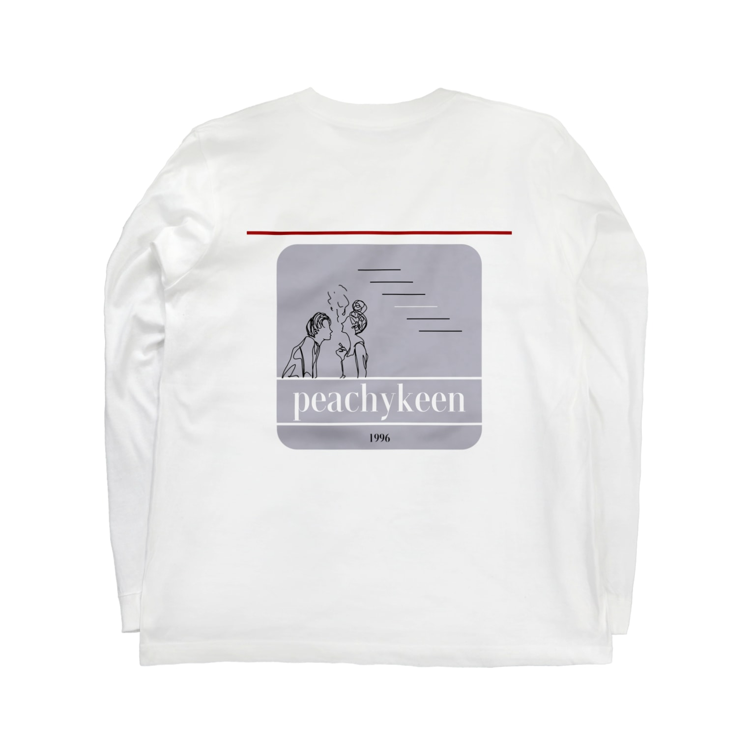 hina moritaのjj Long sleeve T-shirts