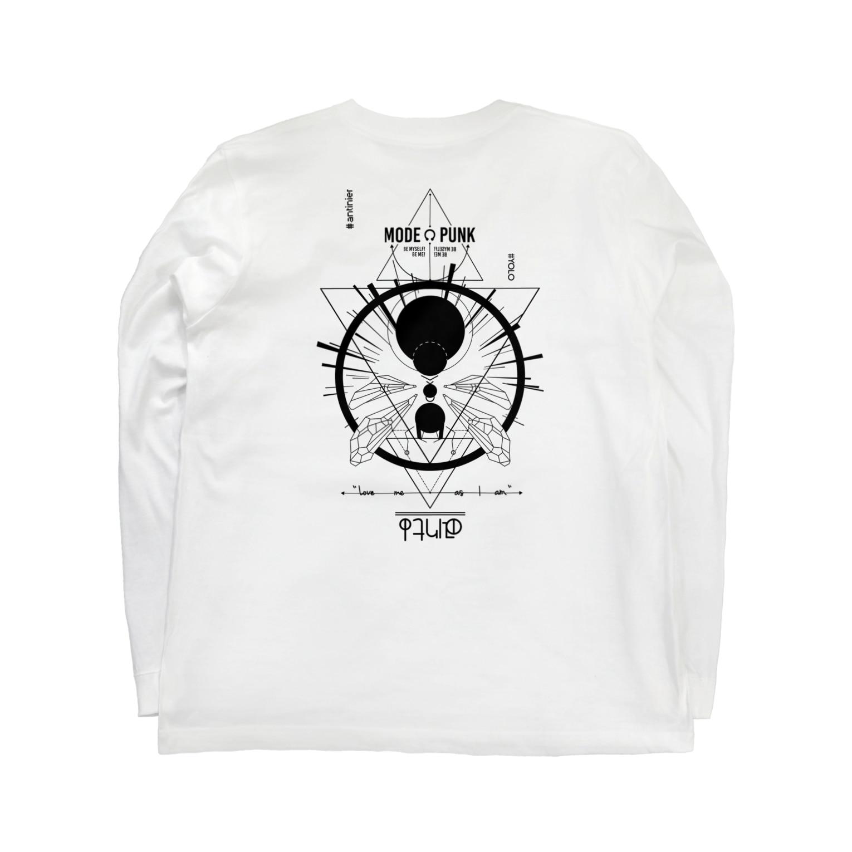 ant!のLOGO Long sleeve T-shirtsの裏面