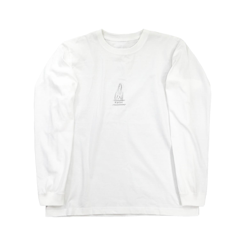 まさみちゃんのa priori Long sleeve T-shirts