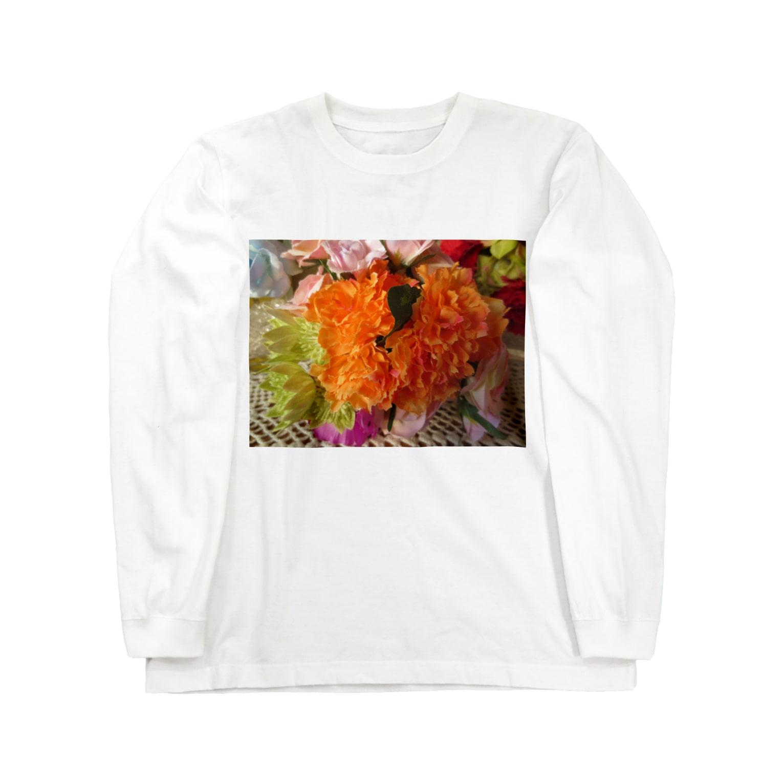 Dreamscapeの香しき香りNo.27 Long sleeve T-shirts