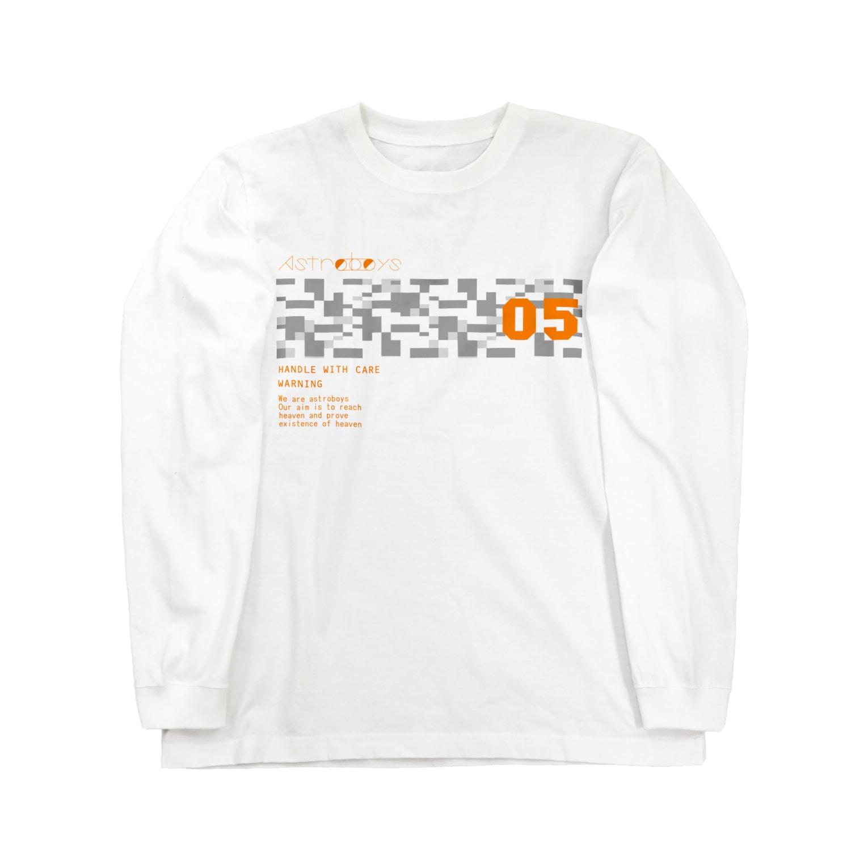 TRANQUILOのastroboys  Long sleeve T-shirts
