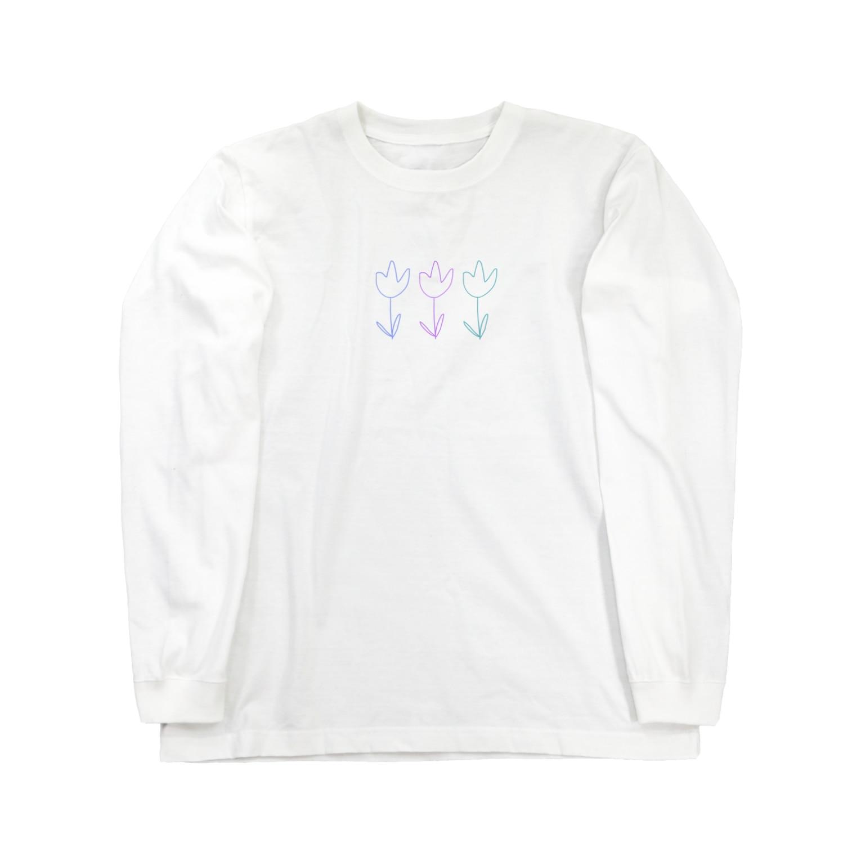 Advant by NICOのおはな Long sleeve T-shirts
