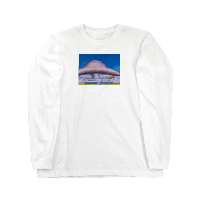 junkodeeesuのDBMM Long sleeve T-shirts