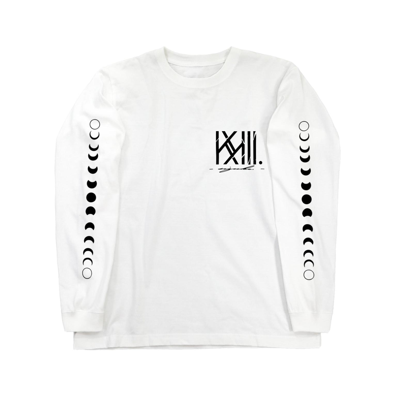 SIZUKI.の宵 【ロングスリーブTシャツ】 Long sleeve T-shirts