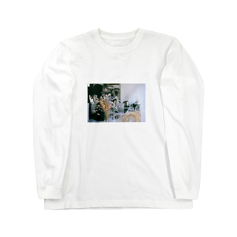 さっかりんの🍎 Long sleeve T-shirts