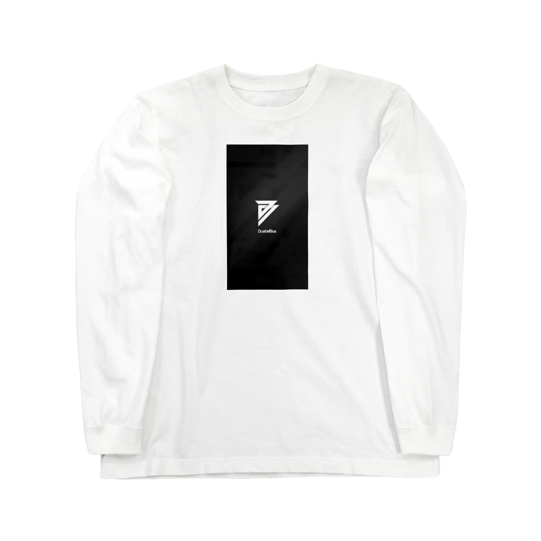 RUSSELのDustelBoxロゴマークスマホケース Long sleeve T-shirts