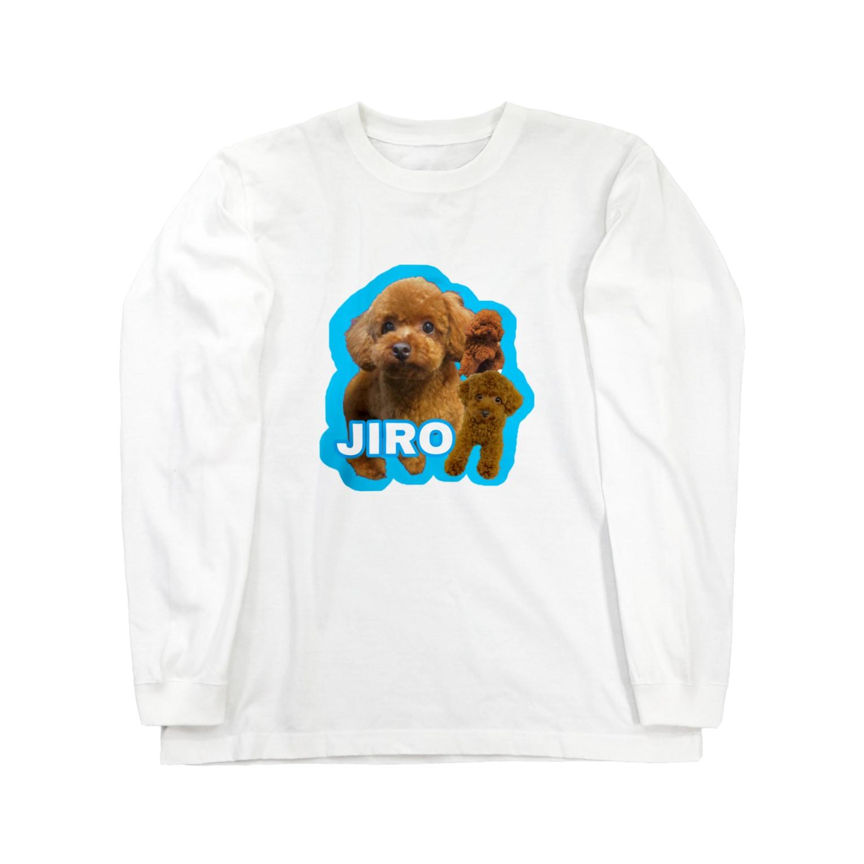 butagorillaのJIRO×3 Long sleeve T-shirts