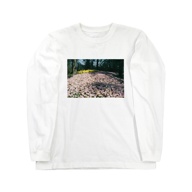 𝑅𝑖𝑛𝑎 𝐴𝑚𝑎𝑔𝑎𝑦𝑎のOnly  not Lonely Long sleeve T-shirts