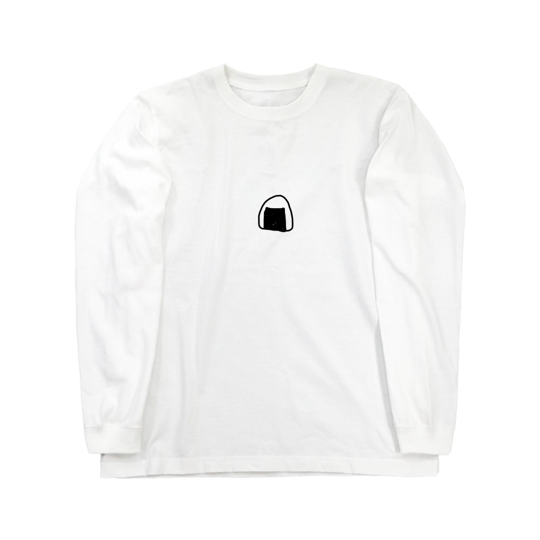 kyoconutのonigiri(お腹空いた気持ちでver.) Long sleeve T-shirts