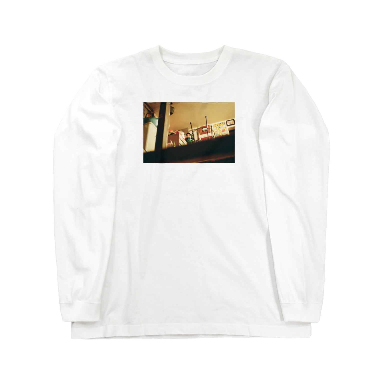 Shogo Hirokiの潜むキューピー? Long sleeve T-shirts