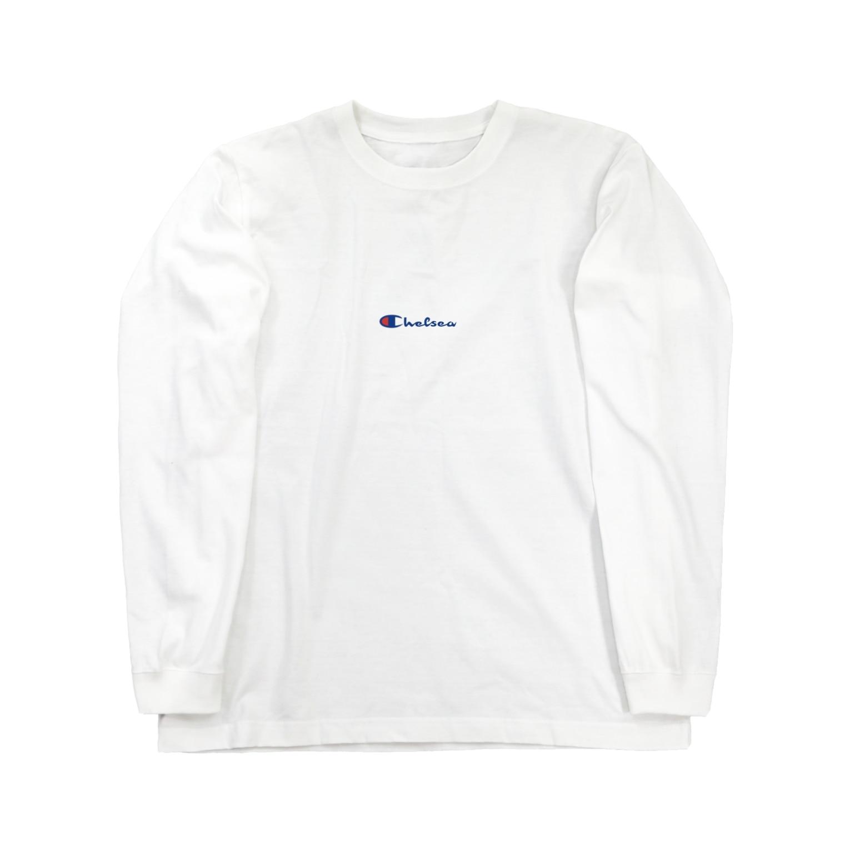 CHELSEA_JPNのchelsea champion Long sleeve T-shirts