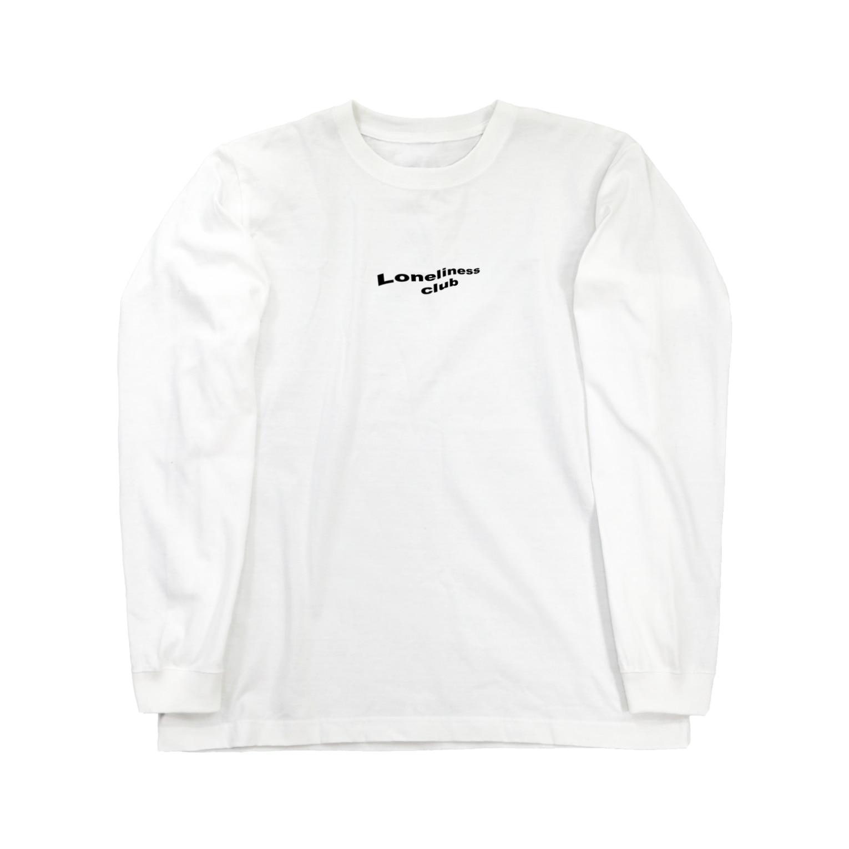 ysrnのLoneliness club  Long sleeve T-shirts