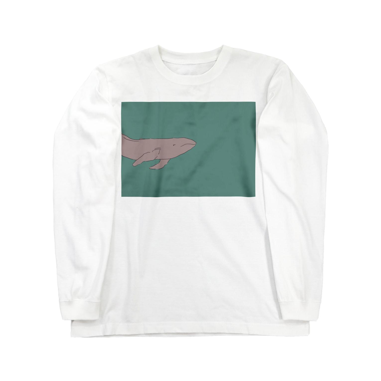 とちおみゆ商店のなつ Long sleeve T-shirts