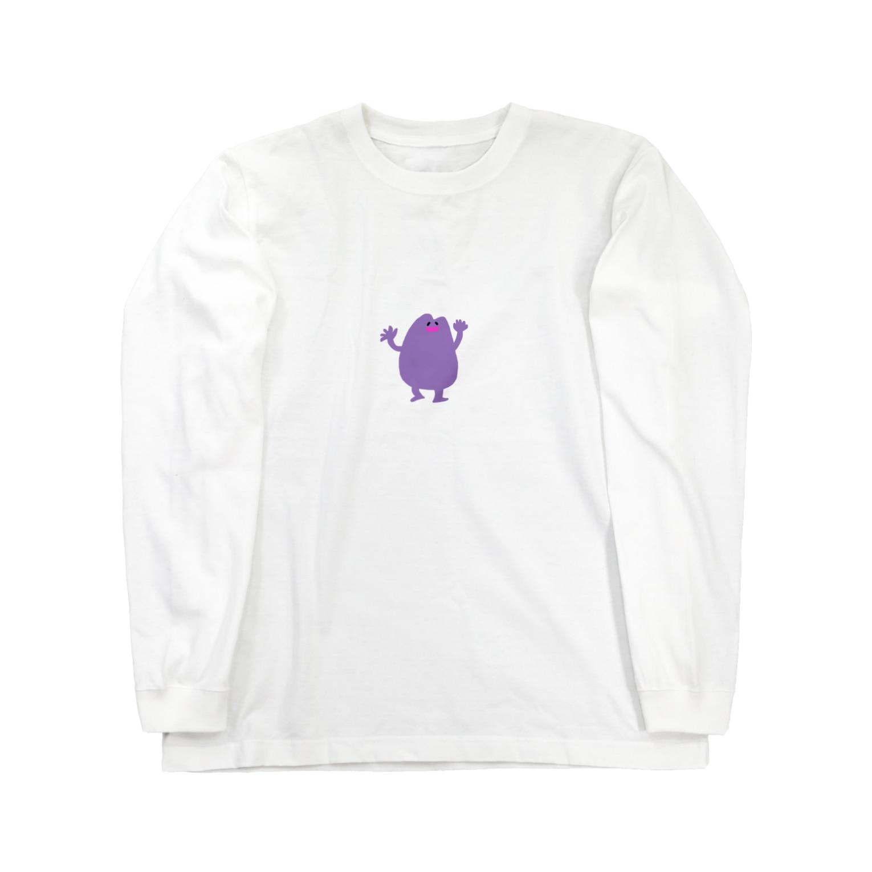Rnのでふゅふゅ Long sleeve T-shirts