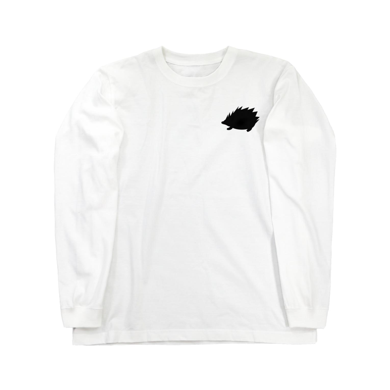 ラルゴのハリネズミ Long sleeve T-shirts