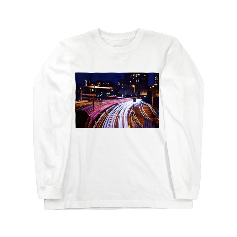 KZのlaser beam Long sleeve T-shirts