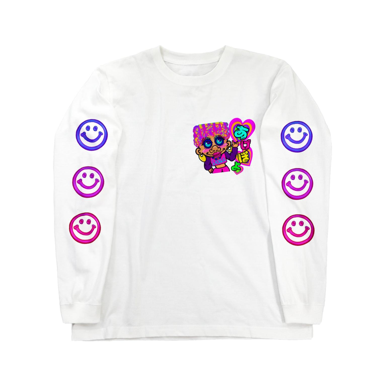 __irodol__の ギャロール Long sleeve T-shirts