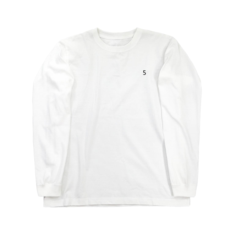 mynichiの5日目の服 Long sleeve T-shirts