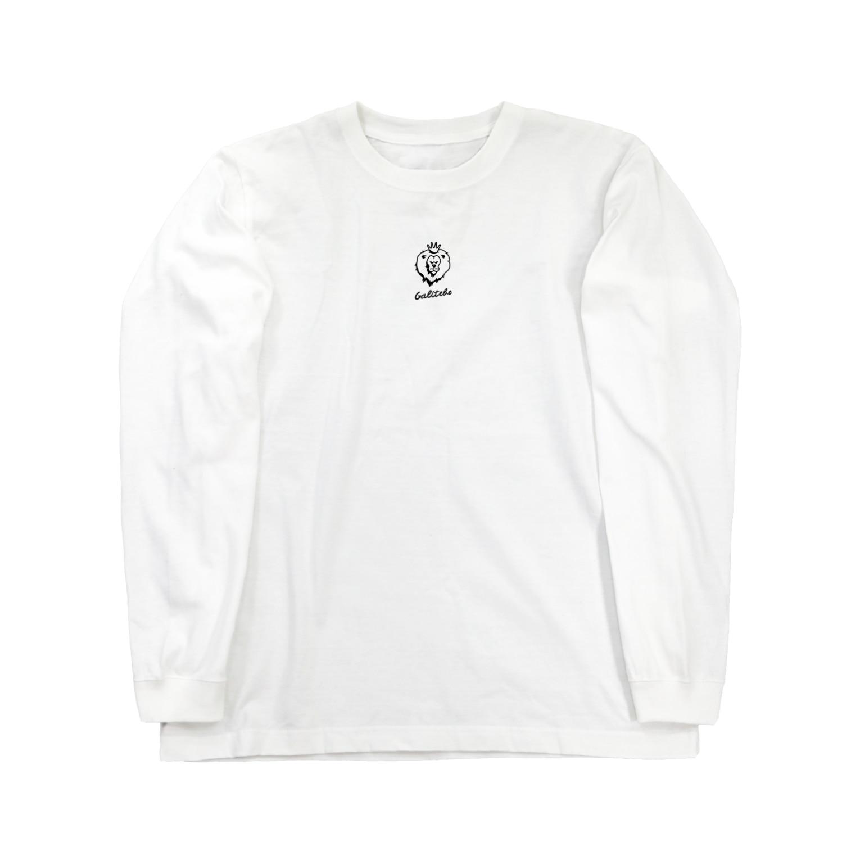 Galitebe CoffeeのGalitebe Logo Long sleeve T-shirts