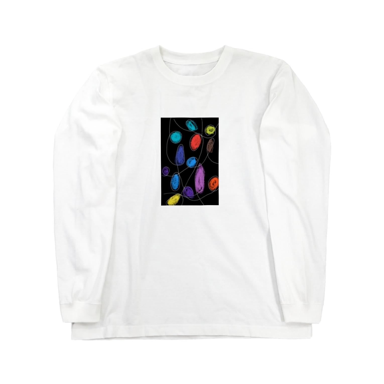 hara-siteの遺伝子 Long sleeve T-shirts