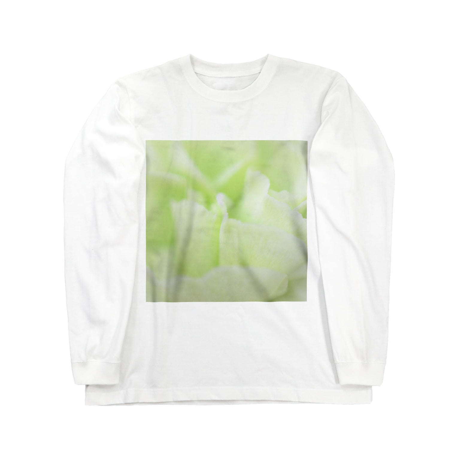 1/FのGreen Carnation グリーンカーネーション Long sleeve T-shirts