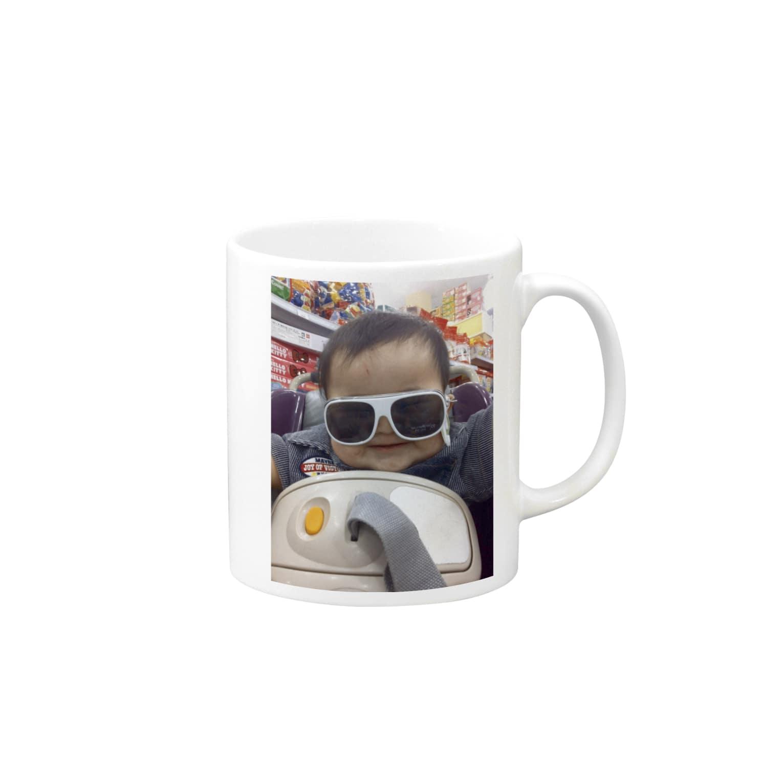 金子 直人の入間人間 Mugs