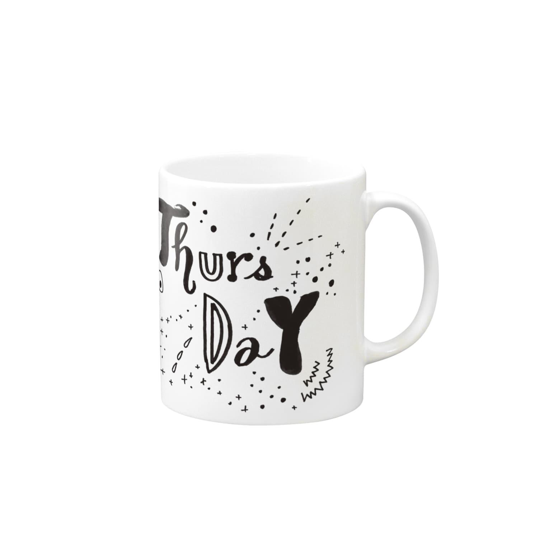 eikoのもくようび #1 Mugs