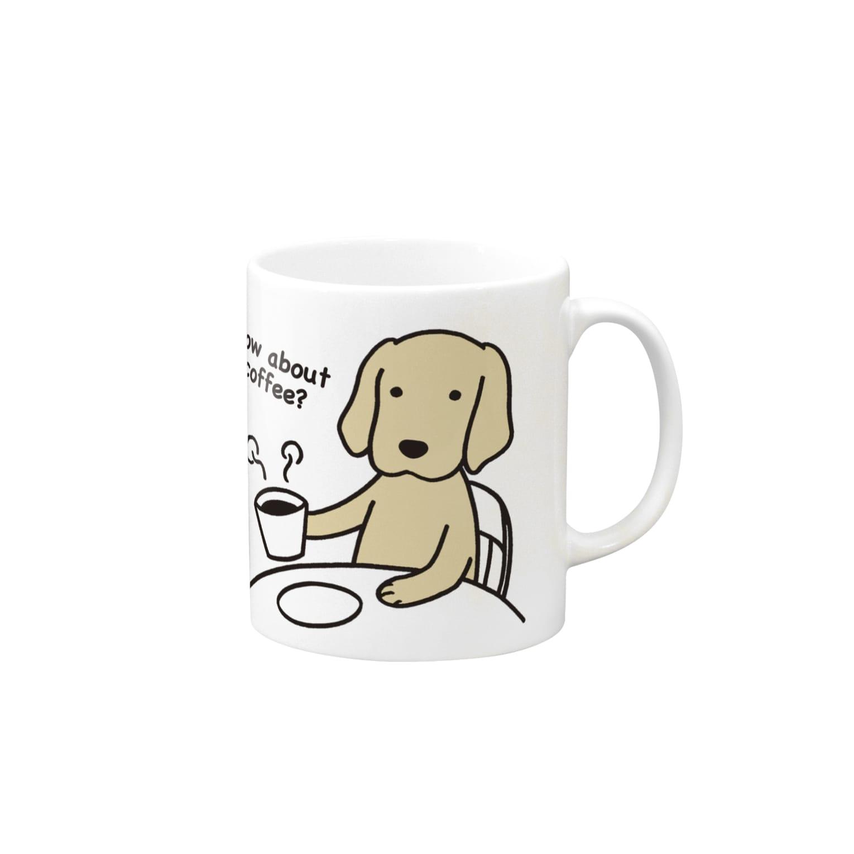 efrinmanのコーヒー&スナック 2 マグカップ