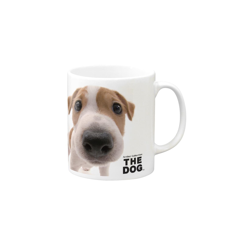 THE DOG and FriendsのTHE DOG[ジャック・ラッセル・テリア] Mugs