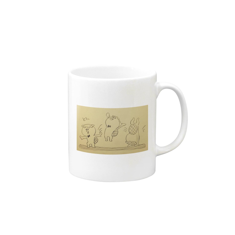 shortomoのアクロバット河太朗 Mugs