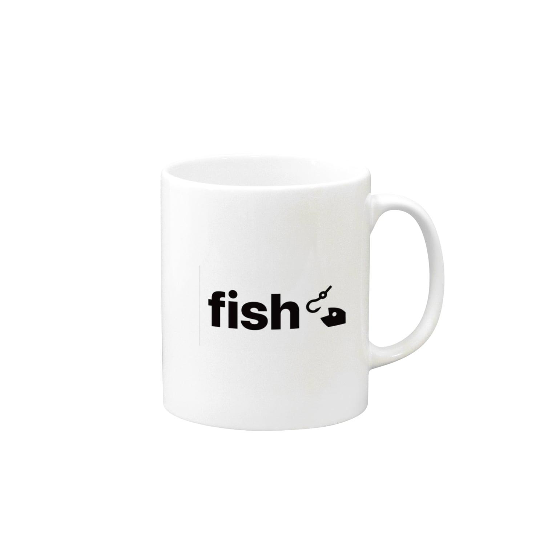 animalsのfish Mugs