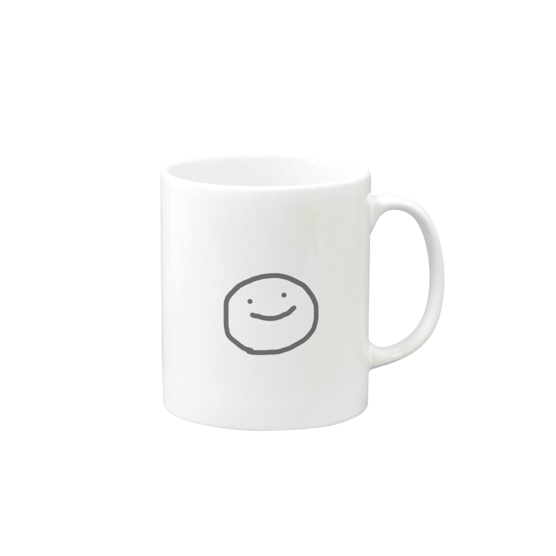 おはさんのにこにこまる Mugs