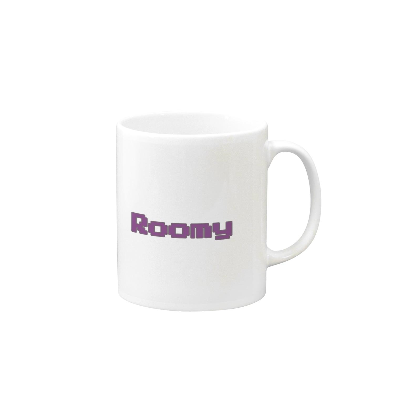 be_my_roomyのRoomy Mugs