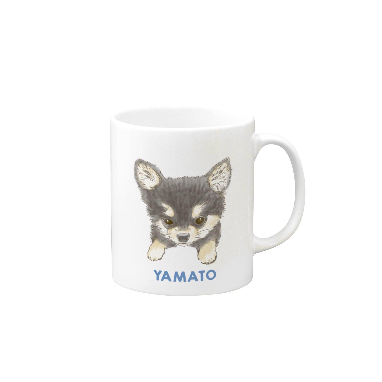 zuricoのYAMATO Mugs