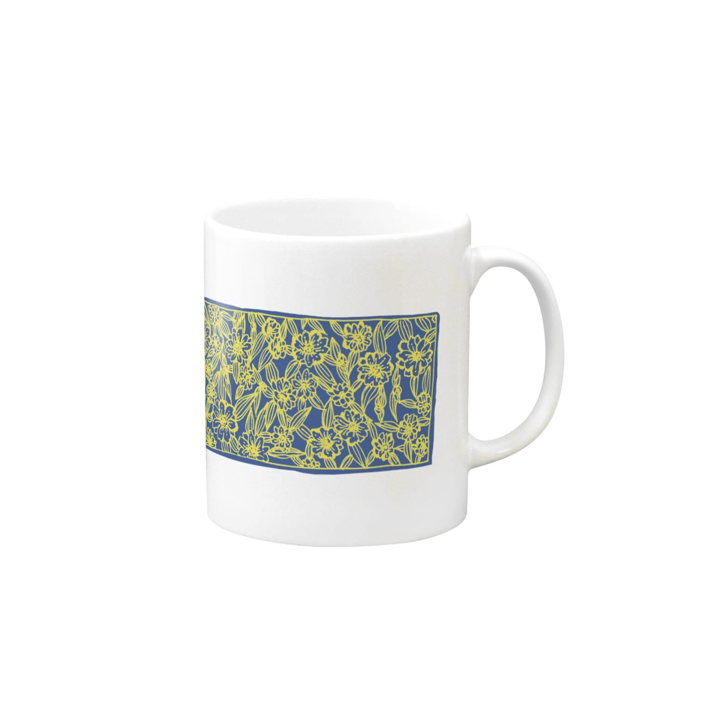 若林のぎっしり Mugs