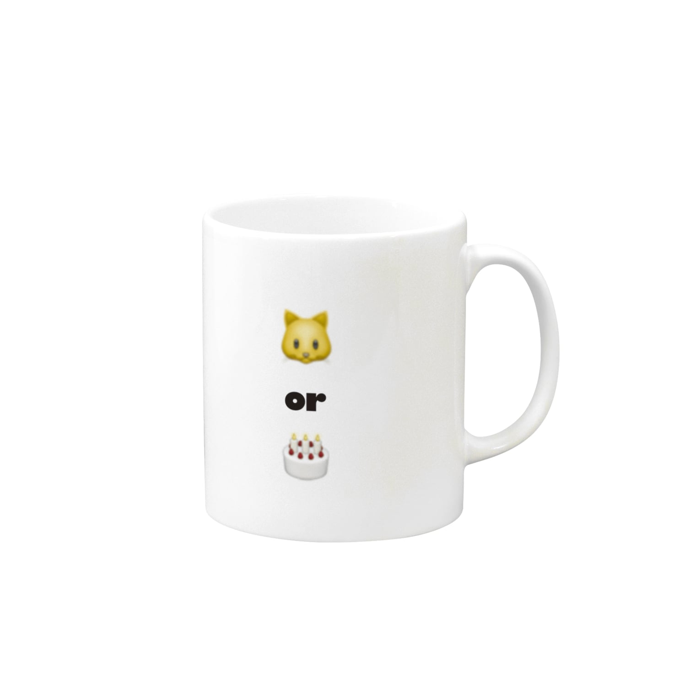 あんじゅ(いくら)ちゃんのNEKO  or CAKE Mugs