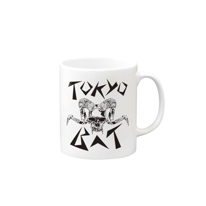 The Loving Treeのtokyobat マグカップ
