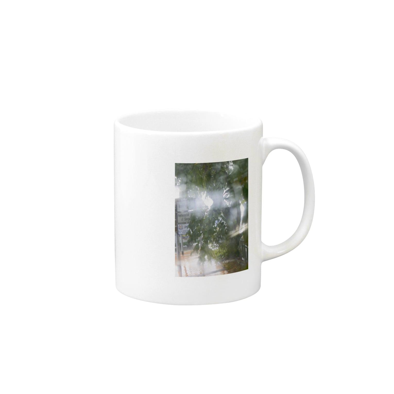 cozcozのrainy day  Mugs