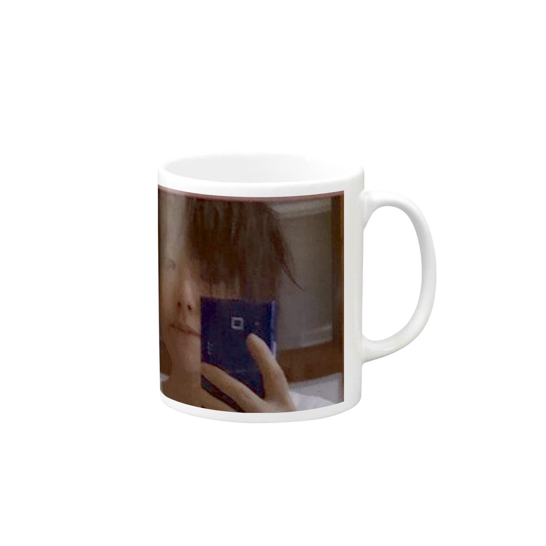 。(テン)オリジナルの。てんグッズ Mugs