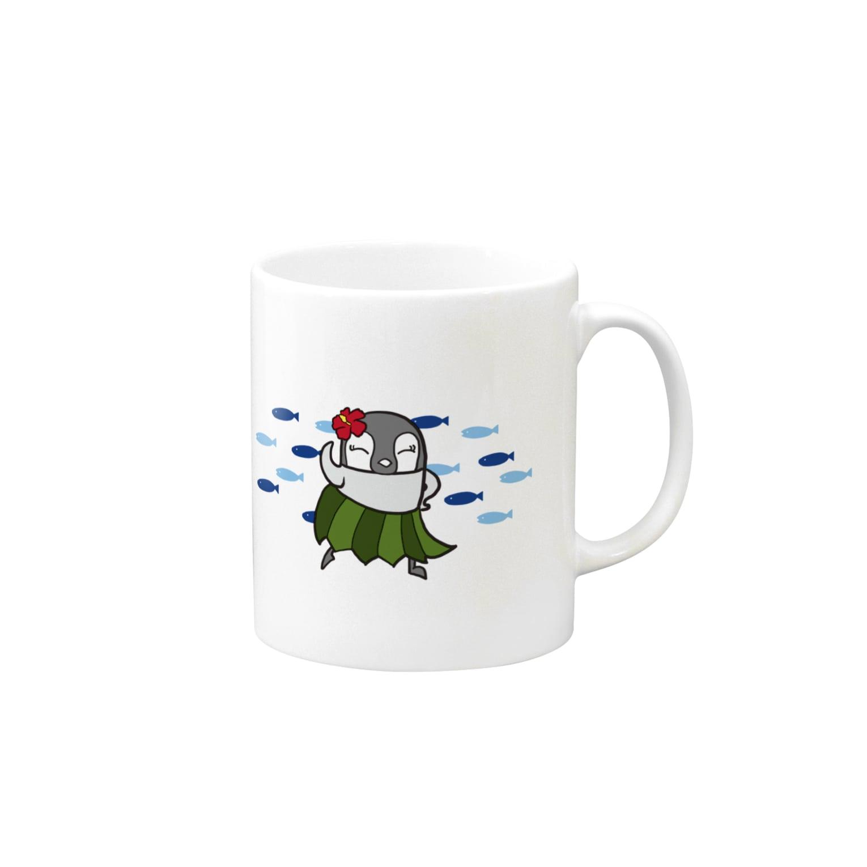 ファニービーゴー&フレンズのファニービーゴー&フレンズ マグカップ