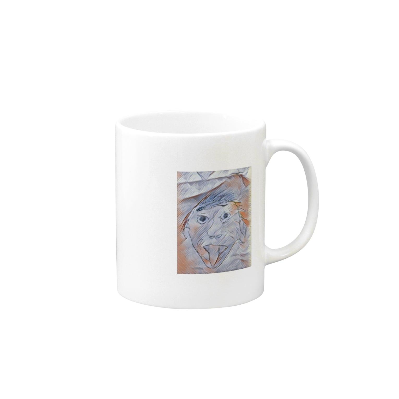 nekonigohanのあいんくん Mugs