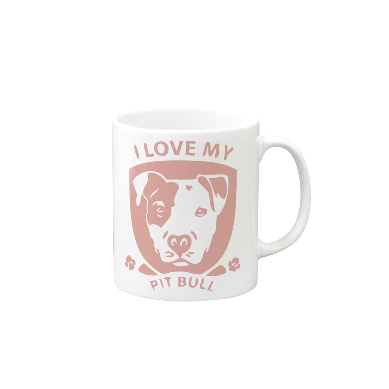 JOKERS FACTORYのPIT BULL Mugs