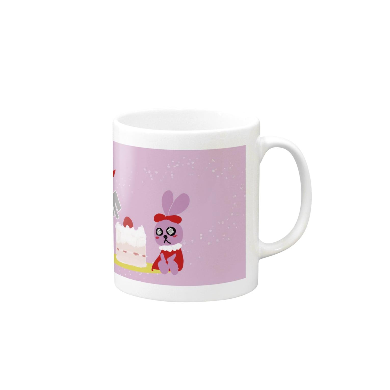 黒河亭の乙女兎 Mugs